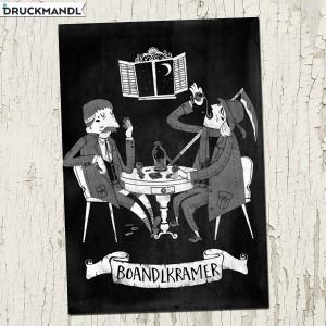 Postkarte Boandlkramer