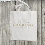Baumwolltasche Hacklvoi