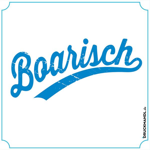 boarisch - bavarian - bayrisch