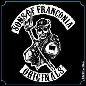 Sons of Franconia - Franken Shirt