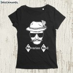 Bavarian Bad Girlyshirt