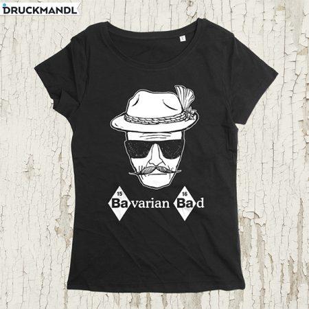 Bavarian Bad Girlyshirt