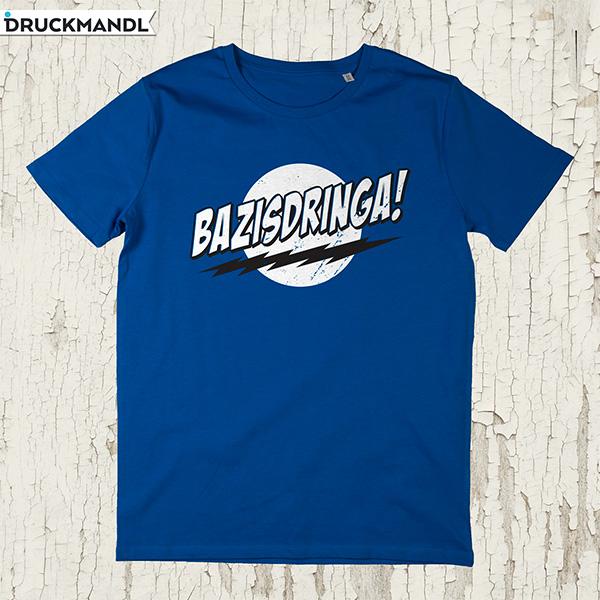 Shirt Bazinga - Bazisdringa