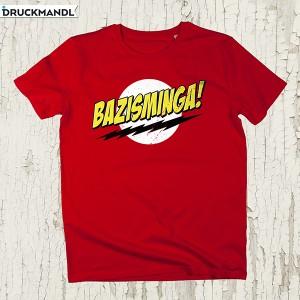 Shirt Bazinga - Bazisminga