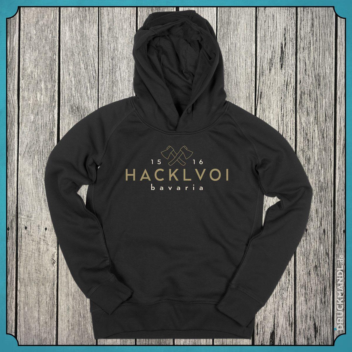 Hoodie Hacklvoi