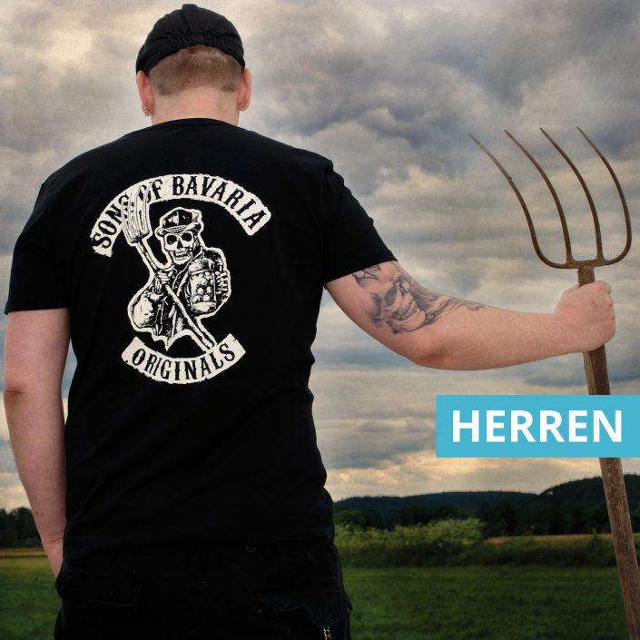 Bayerische Herren Shirts