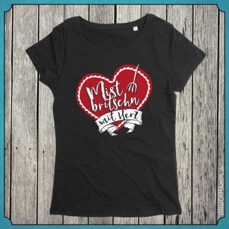 T-Shirt Mirstbritschn Damen