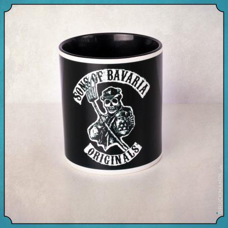 Sons of Bavaria Haferl - bayerische Tasse