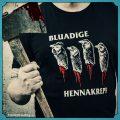 T-Shirt bluadige Hennakrepf Herren Image
