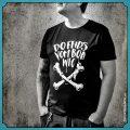 T-Shirt do feids vom Boa weg Herren Image
