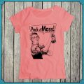 T-Shirt Rosi flamingo pink Damen