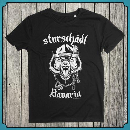 T-Shirt Sturschädl Bavaria Herren