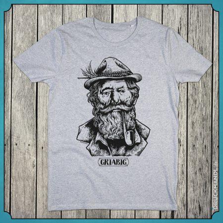 griabig - bayrisches Shirt