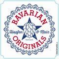 bayerisches Shirtmotiv Bavarian Originals Hopfen und Malz