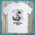 Lewakas in hell - bayrisches Shirt