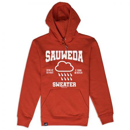 Sauweda Sweater - bayrischer Kapuzenpulli