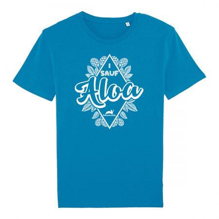 I sauf Aloa - bayerisches Shirt 2020