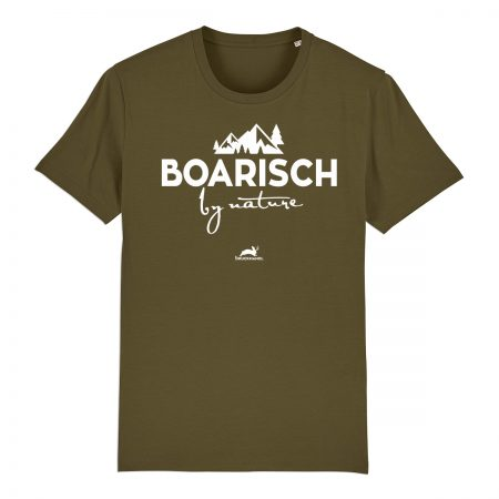 T-Shirt - Boarisch by nature