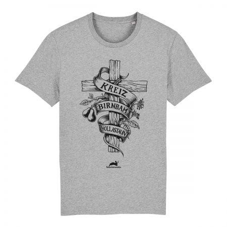 T-Shirt Kreiz, Birnbam, Hollastaun